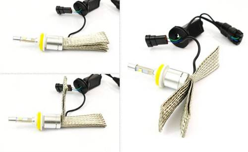Zestaw LED H9 H11 CREE™ TrueWhite Technology 9600 lm R3