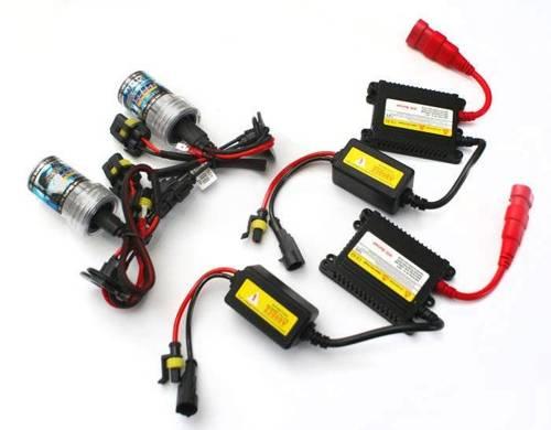 Zestaw oświetleniowy xenon HB5 S/L HID SLIM DC