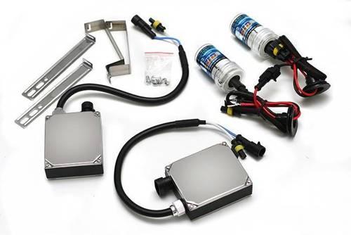 Zestaw oświetleniowy xenon HID H1 55W CAN BUS
